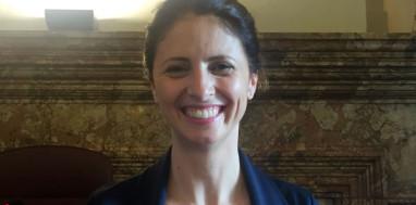 L'assessore Claudia Rizzi