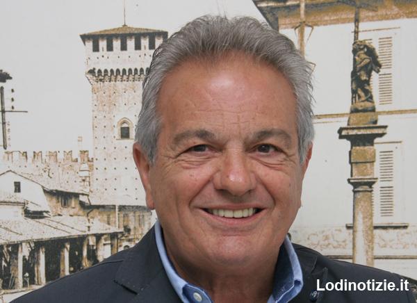 L'assessore Domenico Beccaria
