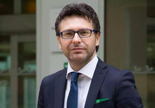 Il consigliere regionale Lega Nord, Pietro Foroni