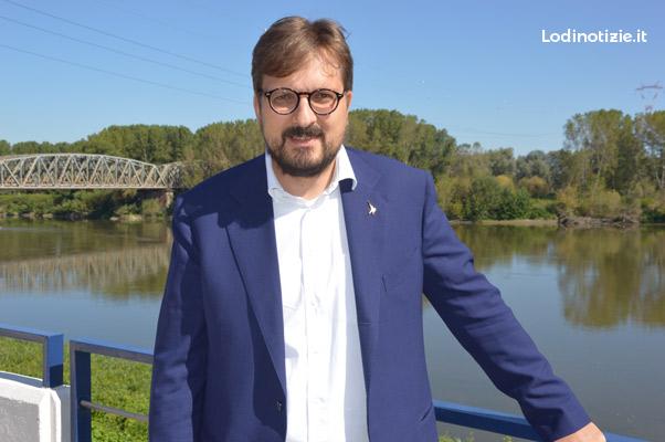 Il sottosegretario Guido Guidesi (Lega)