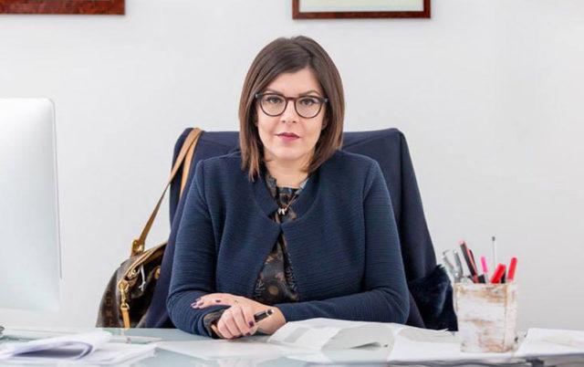 L'avvocato Monica Pagano