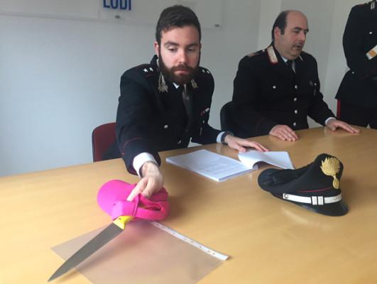 carabinieri-coltello-rapona-muzza-cornegliano-laudense-lodi
