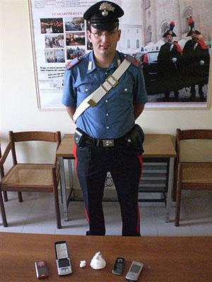 carabinieri cremasco sequestro