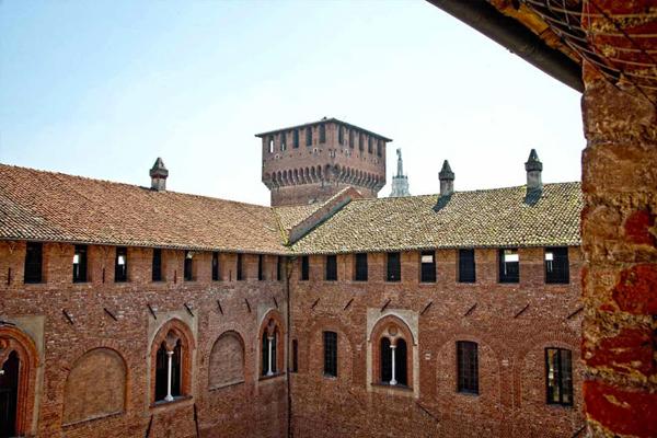 Il Castello Morando-Bolognini di Sant'Angelo Lodigiano