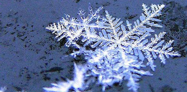 cristallo neve