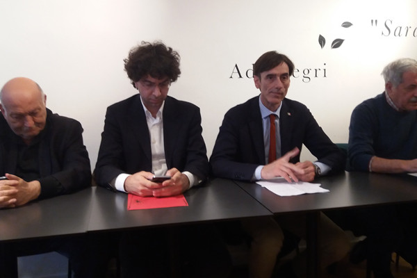 Colizzi, Ferrari, Gendarini, Tonon