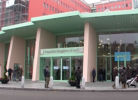 ingresso ospedale