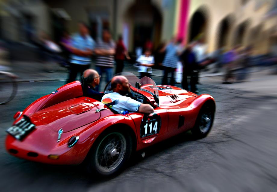 Patriarca 750 Sport