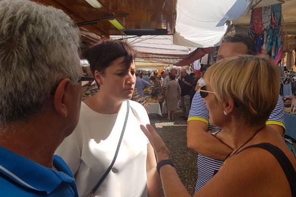Sara Casanova sindaco