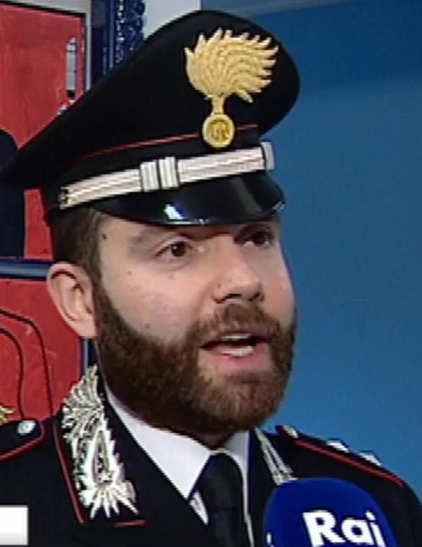 Ten. Giuseppe Barbato - Carabinieri Lodi