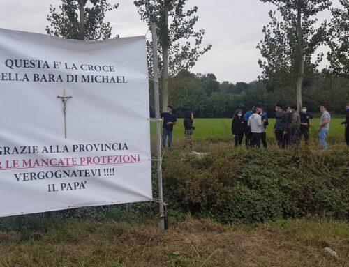 Lettere – Un cartellone provocatorio per attirare l'attenzione della provincia