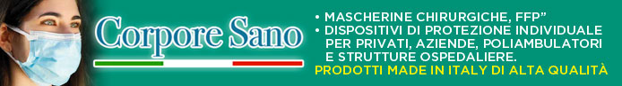 Mascherine Chirurgiche italiane