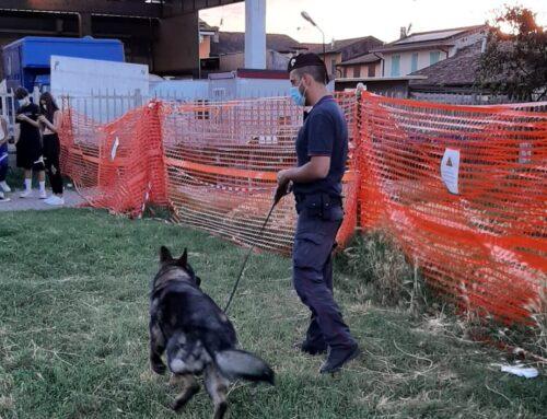 Crespiatica, controlli dei Carabinieri